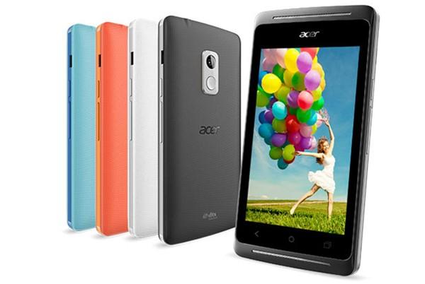 Acer Liquid Z205, Android Dual Core RAM 1 GB Harga 800 Ribuan
