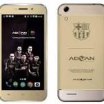 Advan Barca 5 S5Q, Smartphone Bertema Barcelona Murah Harga 1,9 Juta