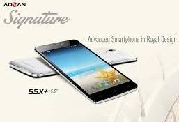 Advan Signature S5X+