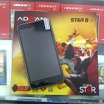 Advan Star 5 Spesifikasi, Android Quad Core 5 Inci Cuma 1.5 Jutaan