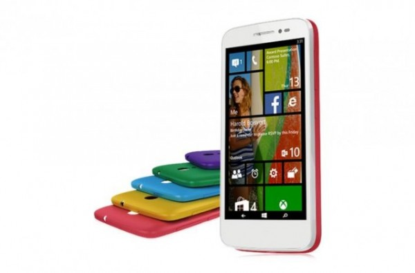 Alactel POP 2, Spesifikasi Handal 64-bit OS Windows Phone 8.1