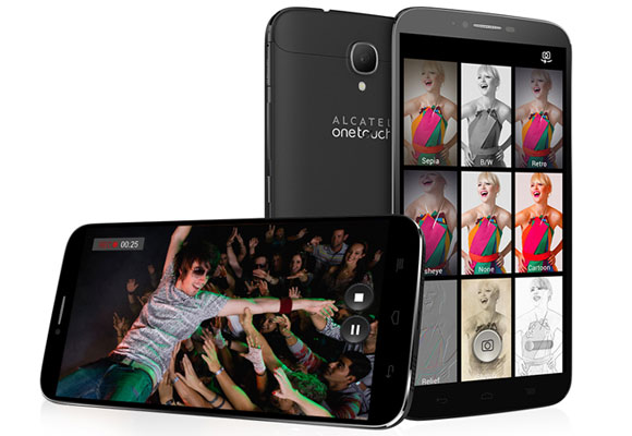 Alcatel One Touch Hero 2, HP Android Tangguh CPU Octa Core