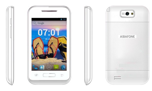 Asiafone Asiadroid AF77, Ponsel Android Murah Harga 400 Ribuan