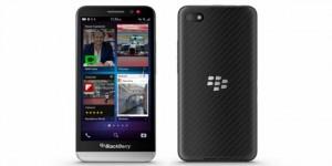 BlackBerry-Rio tercanggih