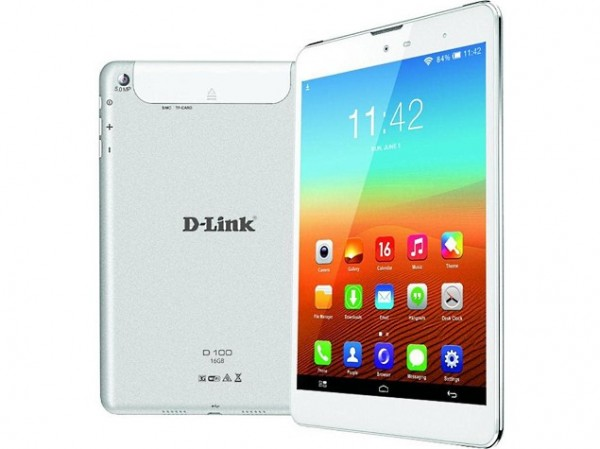D-Link D100, Tablet Android Quad Core Harga 2 Jutaan