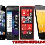 Daftar HP Smartphone Tercanggih 2014
