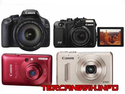 Daftar Harga Kamera Digital Canon Terbaru 2014