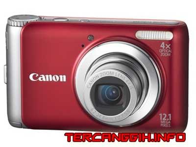 Daftar Harga Kamera Digital Canon
