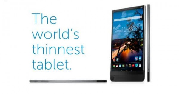 Dell Venue 8 7000, Tablet Android Paling Tipis di Dunia
