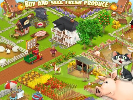 Download Gratis Game Hay Day