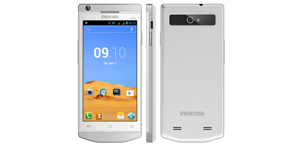 Evercoss A7K Harga Spesifikasi, Android Dual Core Murah 700 Ribuan
