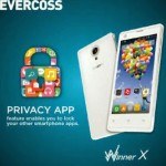 Evercoss Winner X, HP Quad Core Kamera 13 MP Harga 1 Juta
