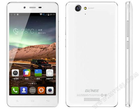 Gionee V188, Android KitKat Quad Core Baterai Tangguh 5200mAh
