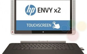 HP Envy X2, Tablet 2 in 1 Usung Layar 13 Inci