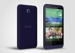 HTC Desire 510, Layar 4.7 Inci Bawa OS 4.4 KitKat