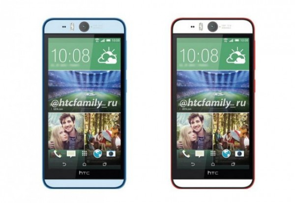 HTC Desire Eye, Spesifikasi Canggih Khusus Selfie Harga 4.2 Juta