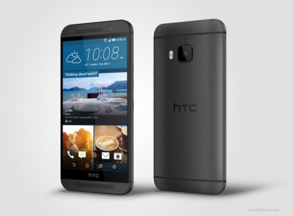 HTC One E9, Andalkan Kamera 20 MP dan Layar QHD