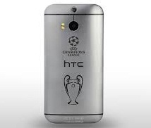 HTC One M8 Champion League Edition