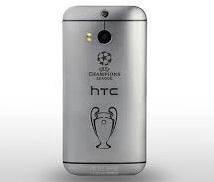 HTC One M8 Champion League Edition