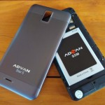 Harga Advan Star S5M, Smartphone Android Quad Core 5 inci