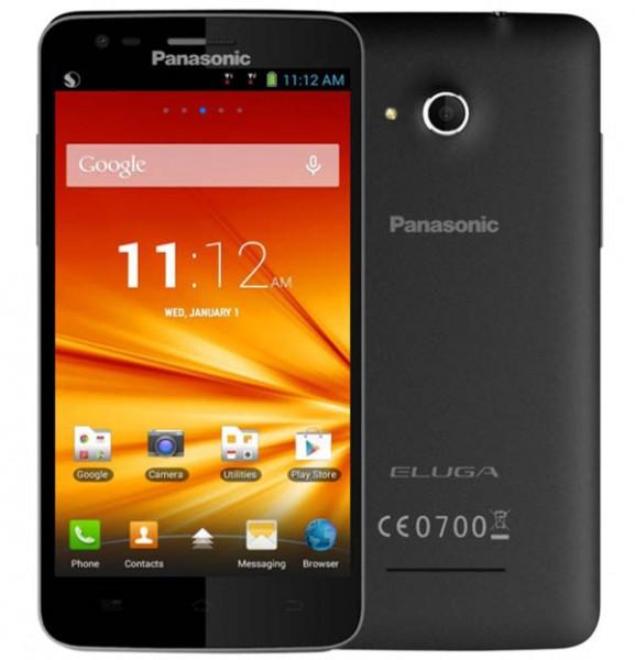 Harga Panasonic Eluga A, Spesifikasi Quad Core 5 Inci 1.8 Jutaan