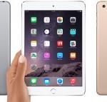 Harga iPad Mini 3, Usung Layar 7,9 Inci Retina Display dan Touch ID