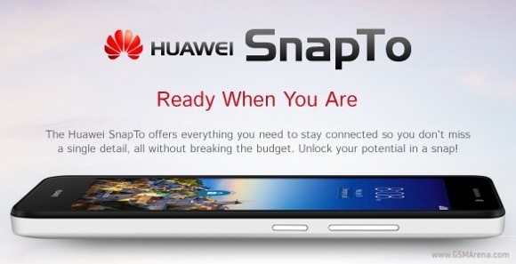 Huawei SnapTo, Android 4G LTE Siap Cegat Moto G