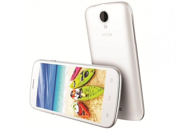 Intex Aqua i5 Octa, Kamera 13 MP Octa Core Harga 1 Jutaan