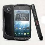 Kyocera DuraScout E6782, Ponsel Android Tangguh Berkamera 8MP