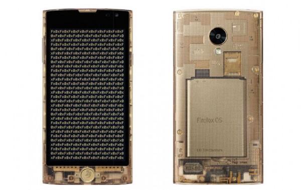 LG Fx0, HP Transparan Usung Firefox OS Harga 5 Juta