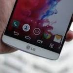 LG G3 Stylus, Phablet Android KitKat Kamera 8 MP