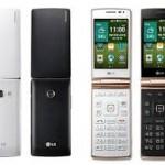 LG Wine Smart, Smartphone Android KitKat Lipat Pertama Di Dunia