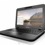 Lenovo Chromebook N21, Laptop Intel Bay Trail Dengan Webcam Putar