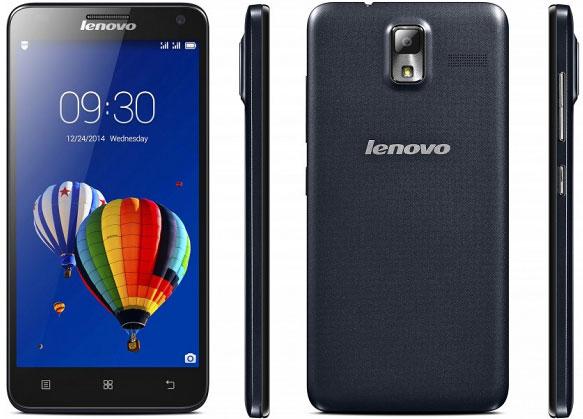 Lenovo S580, Layar 5 Inch HD Bisa Pre Order Harga 1,6 Juta