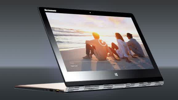 Lenovo Yoga 3 Pro, Notebook Convertible CPU Intel Broadwell