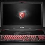 MSI GT80 Titan, Laptop Gaming Keren Dengan Keyboard Mekanik