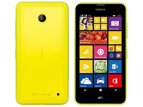 Microsoft Lumia 638 Harga Spesifikasi, HP 4G Murah 1,6 Jutaan