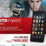 Mito Impact, Smartphone Android One Super Murah Harga 600 Ribuan