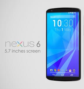 Motorola Nexus 6, Bawa Layar 5,7 Inci dan OS Android 5.0 Lollipop
