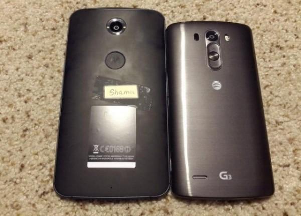 Motorola Nexus X