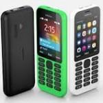 Nokia 215 Harga Spesifikasi, Ponsel Murah Bisa Internet MP3
