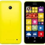 Nokia Lumia 638, Smartphone 4,5 Inci 4G LTE Harga 1,7 Juta