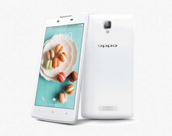 Oppo 1105, HP Android Bertenaga Quad Core 64 bit Harga 2,5 Juta