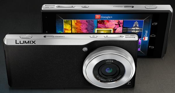 Panasonic Lumix CM1, Kamera Berteknologi Smartphone Harga 13 Juta