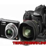Perbedaan Kamera DSLR and Kamera Digital