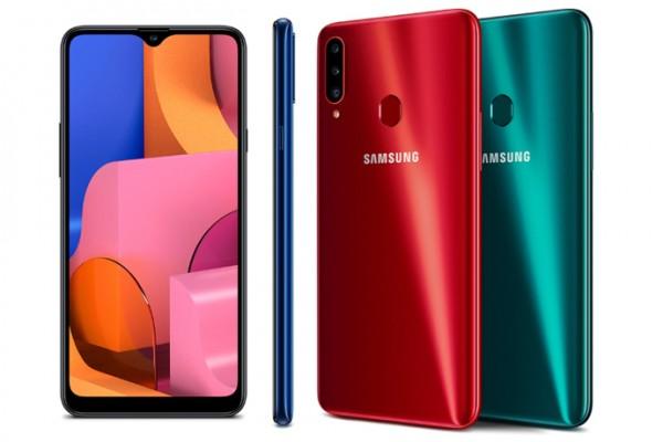 Samsung Galaxy A20S, Harga Murah Spesifikasi Mumpuni