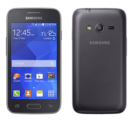Samsung Galaxy Ace 4, HP KitKat Kamera 5 MP 1,3 Jutaan