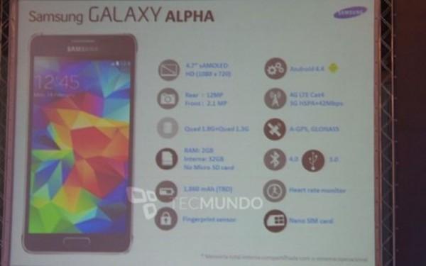 Samsung Galaxy Alpha, Android Octa Core Harga 12.2 Jutaan