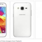 Samsung Galaxy Core Prime, Meluncur di India Harga 1,6 Juta