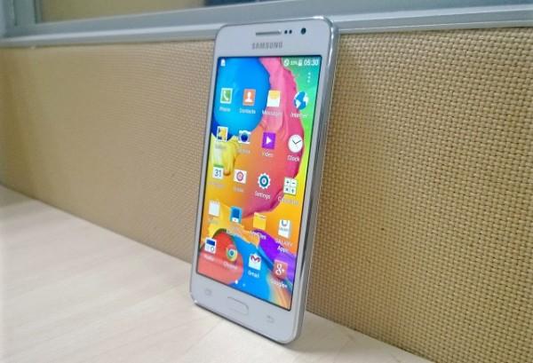 Samsung Galaxy Grand Prime, Ponsel Khusus Selfie Kamera Depan 5 MP